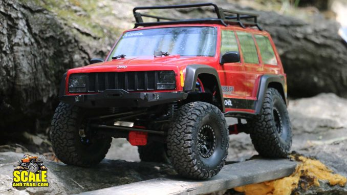 Review Axial Scx10 Ii Kit Version