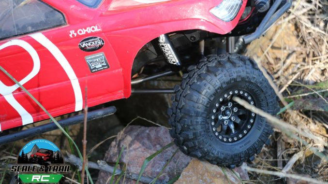 Review – Yeah Racing Desert Lizard internal spring shocks